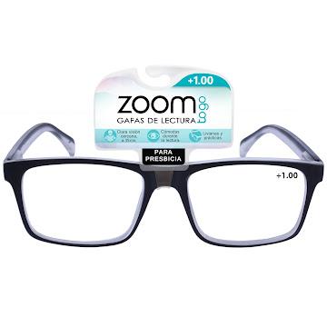 Gafas Zoom Togo Lectura   Basic Metal 1 Aumento 1.00 X1 Und.