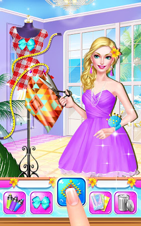 Summer Girl! Beach PARTY Salon 1.2 screenshot 1503291