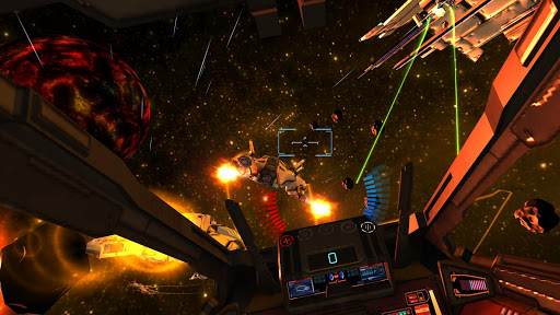 Minos Starfighter VR for Android