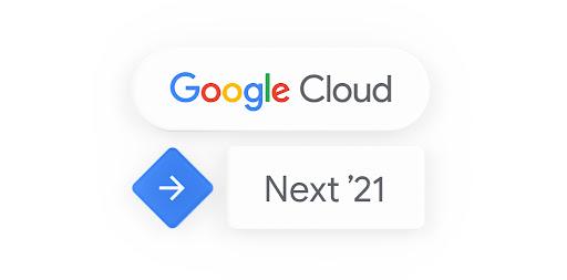Google Cloud Next'21 event
