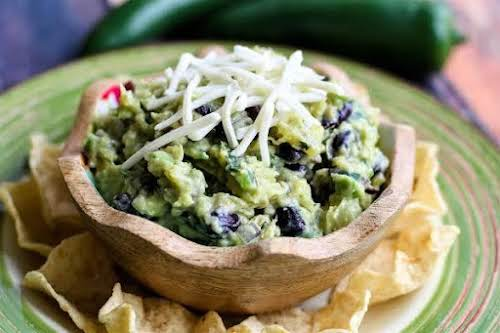 """Giddyup Guacamole""""I like to have this on hand to snack with chips..."""