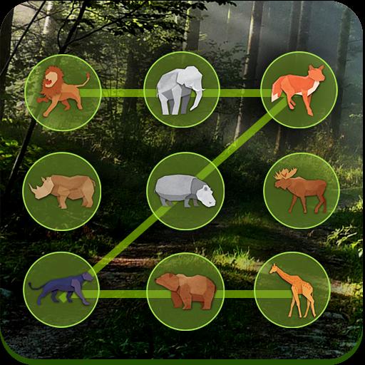 Zoo - Applock Theme