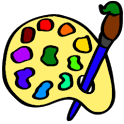 Paint Bucket Coloring icon