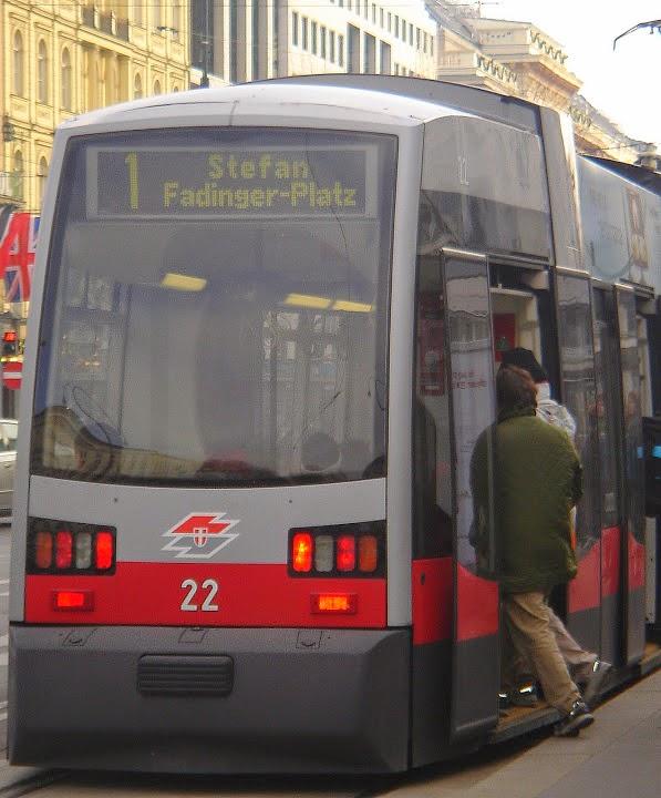 Венский трамвай