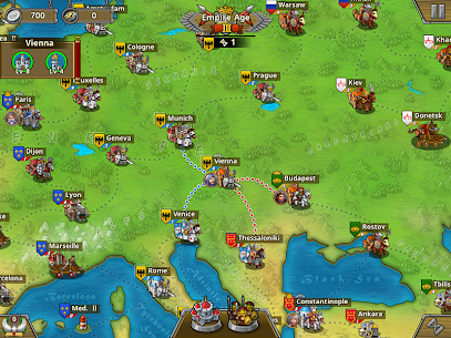 European War 5: Empire Mod Apk [Unlimited Medals] 9