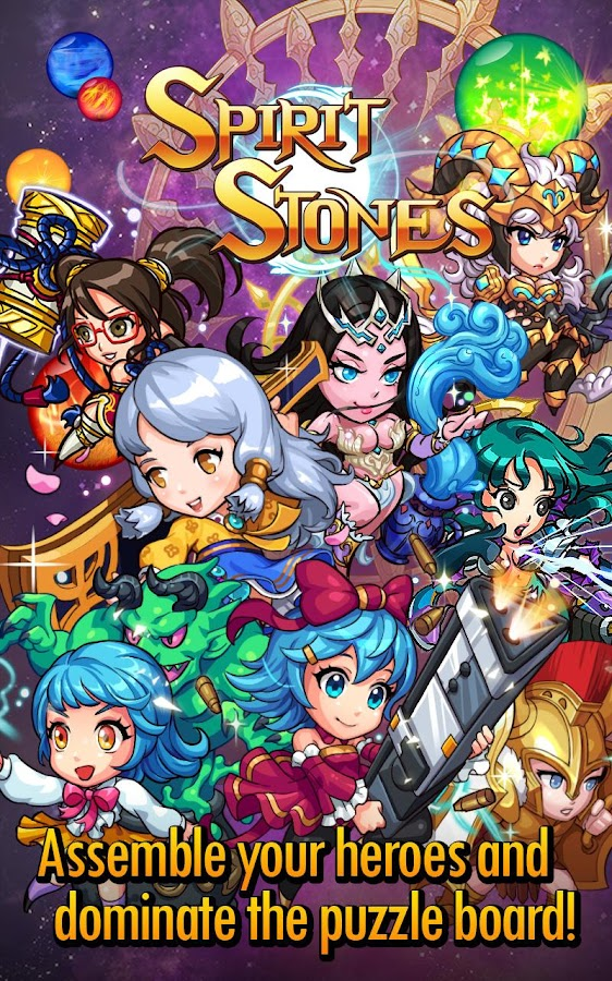 Spirit Stones- screenshot