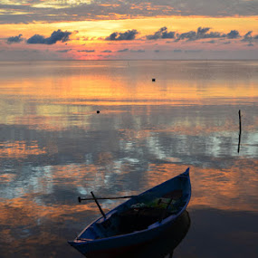 kolek p kencana by Pras Manan - Transportation Boats