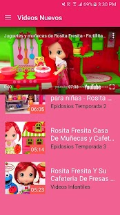 Videos de Rosita Fresita gratis - náhled