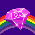 QutieLife - LGBTQ City Building Social Sim Game icon