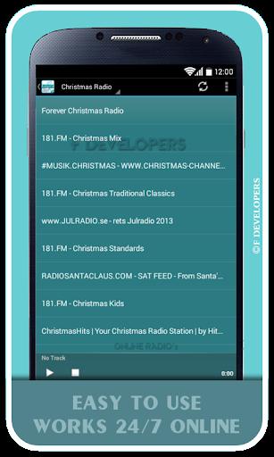 Christmas Radio - Live Radios
