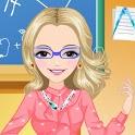 Teacher Dress Up Game icon