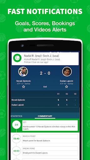 Skores - Live Soccer Scores  3