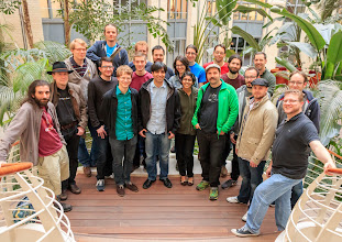 Photo: GNOME Developer Experience Hackfest Group Photo 2014 Berlin