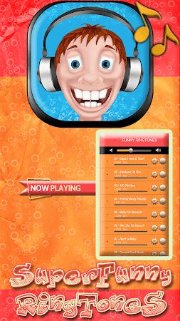 Super Funny Ringtones 2.0 screenshot 1125291