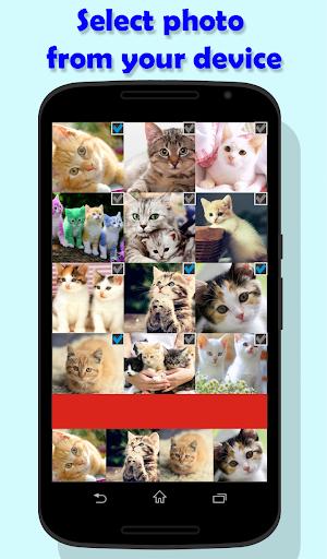 照片拼贴为Android