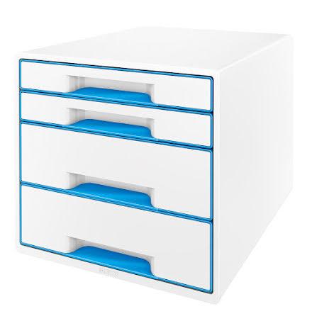 Förvaringsbox Leitz Wow blå