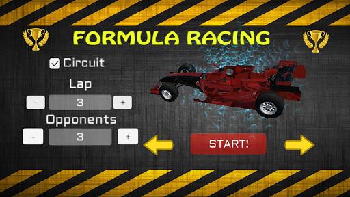 Real Formula Racing Simulator