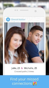 Spotted - meet, chat, date - náhled