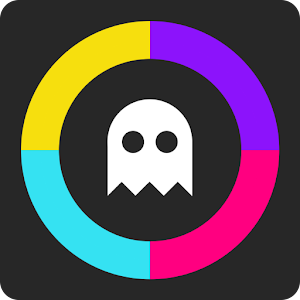 You must follow the color pattern on each obstacle to cross it ! APK Icon