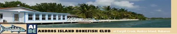 Photo: Full booking agent for the Andros Island Bonefish Club- www.madriveroutfitters.com