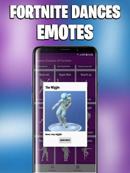 Dances from Fortnite (Fortnite Emotes)