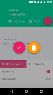 Personal Assistant Screenshot