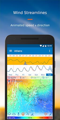 Flowx: Weather Map Forecast screenshots 5
