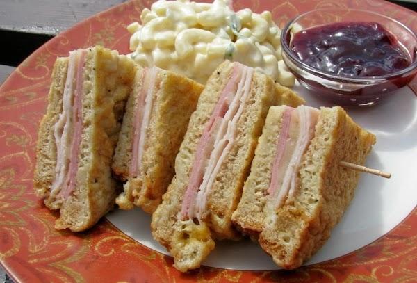 Grilled Monte Cristo Sandwich Recipe