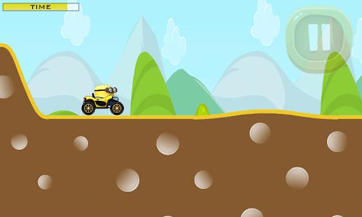 Climb Minion Car racing - náhled