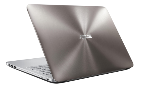 VivoBook Pro N552VX - Laptop đa phương tiện từ ASUS: thiết kế nhôm nguyên khối, màn hình 4K, RAM 8GB, USB Type C 3.1