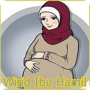 Wirid Ibu Hamil - náhled
