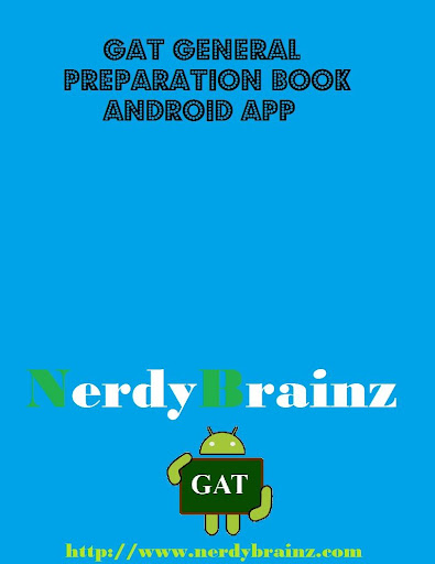 Gat Preparation Book