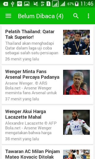 玩免費新聞APP|下載Berita Bola Terupdate app不用錢|硬是要APP
