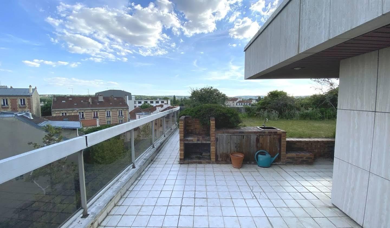 Appartement avec terrasse Le Vésinet