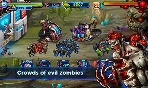 Robot Vs Zombies Game 102.0.20180423 screenshots 14