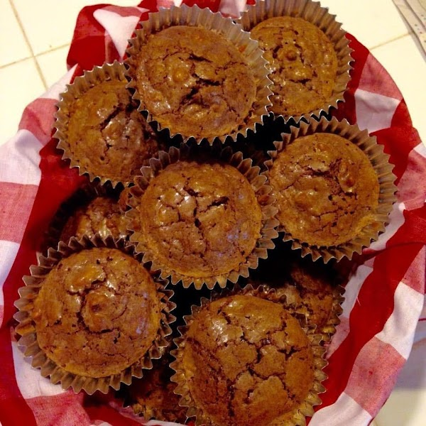 No Frost, Brownie Cupcakes Recipe
