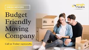 budget friendly moving Company