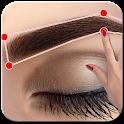 Eyebrow Shaping App - Beauty Makeup Studio icon