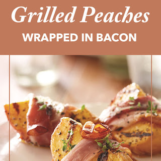 Grilled Peach Bacon Recipes