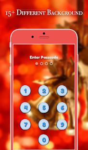 App Lock Theme - Christmas Bells - náhled