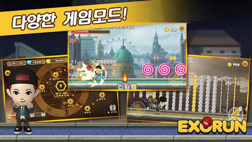 玩免費街機APP|下載EXORUN (엑소런) app不用錢|硬是要APP