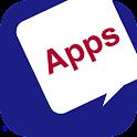 アプリ情報クチコミサービス - meetApps icon