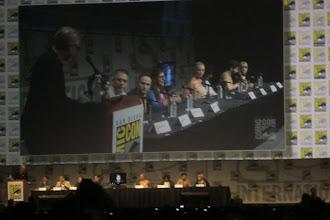 Photo: Friday - Big Bang Theory panel