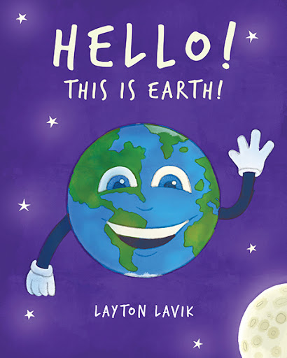 Hello! This is Earth! cover