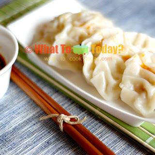 CHINESE DUMPLINGS / JIAO ZI (about 30 dumplings)