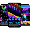 Wallpapers 2021 & Themes for Android ™ icon