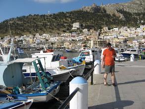 Photo: Kalimnos quay