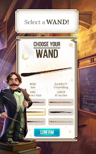 Harry Potter: Puzzles & Spells MOD (Unlimited Money) 1