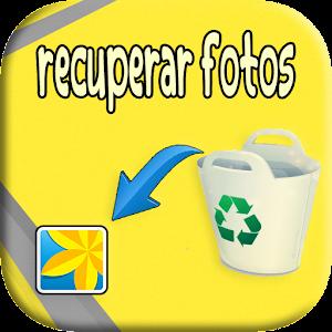 recuperar fotos borradas : eliminadas&archivadas for PC