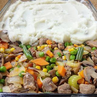 Paleo Lamb Shepherd's Pie